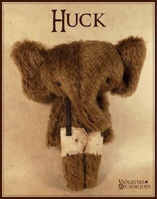 """Violettes Mécaniques: """" Huck """""""