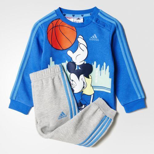 Ensemble Mickey - bleu adidas | adidas France