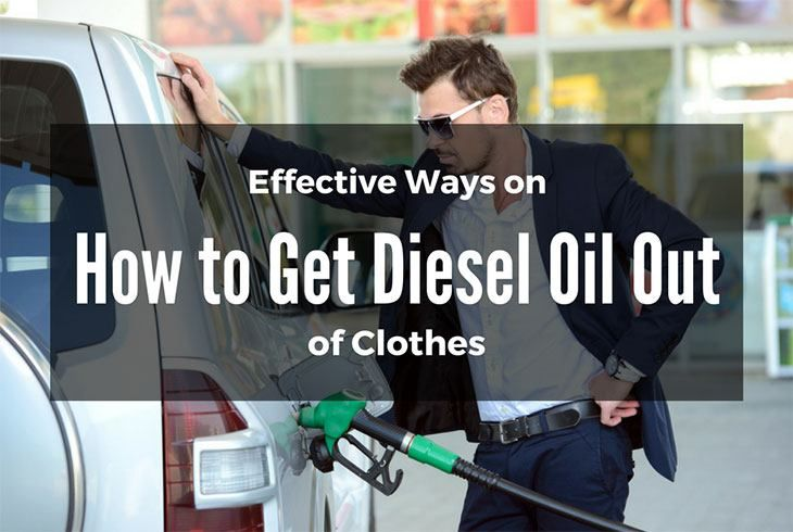 How to Get Diesel Oil Out of Clothes? Using a Stain Removal Product, Removing Odor Using Coke Classic, Drops of Eucalyptus Oil, Using Vinegar Solution, Using Ammonia to Remove Odors