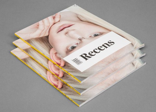 Behind the scenes: Recens Paper - STACK magazines