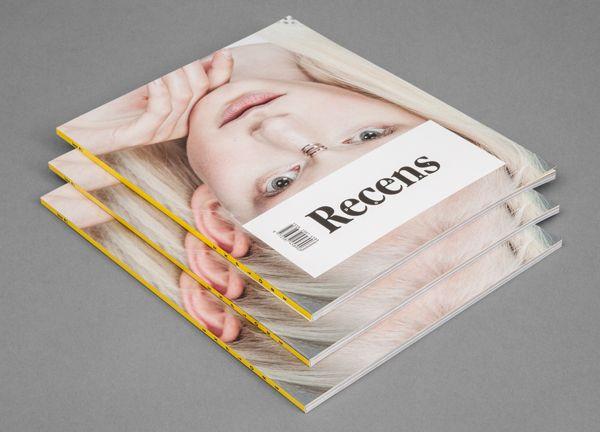 Behind the scenes: Recens Paper - STACK magazines