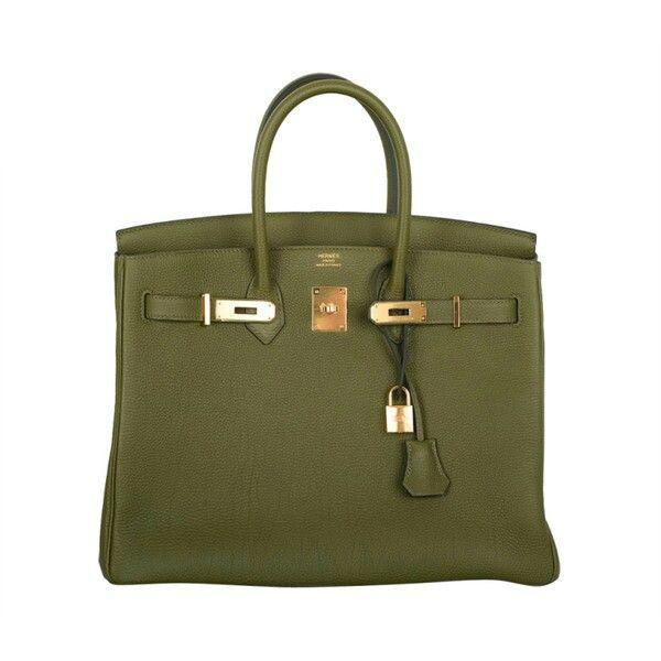 Olive green Hermes ♥♥♥♥♥♥