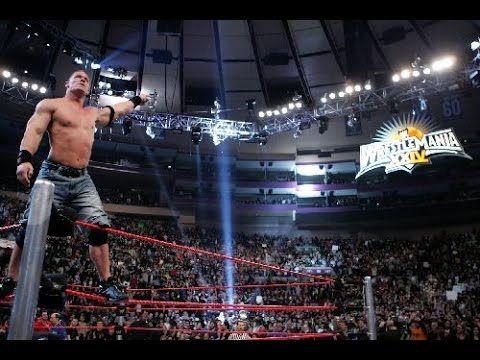John Cena Winner Championship Battle Royal Rumble 2008 Full Macth