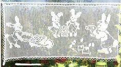 crochet rideaux brise-bise - Le blog de crochet et tricot d'art de Suzelle