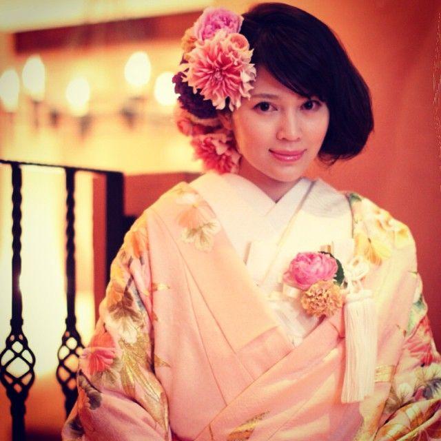 《2015年秋冬》インスタのおしゃれ花嫁さんから学べ!トレンドの 「洋髪スタイル」はこの7タイプ*。 | ZQN♡ | ページ2
