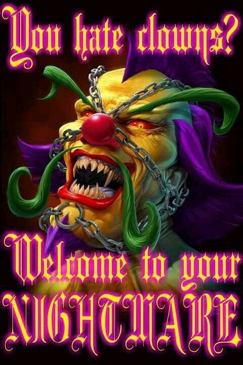 Clown on fb                                                       …