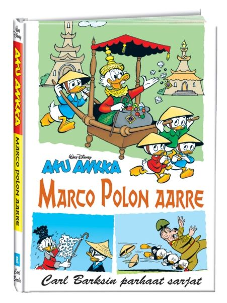 Carl Barksin parhaat sarjat - Marco Polon aarre