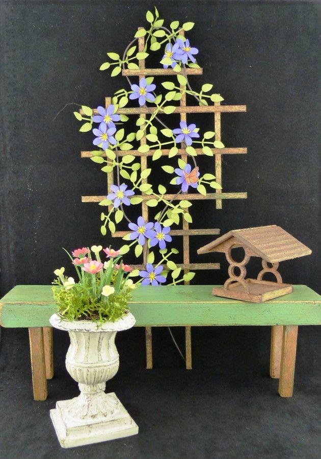 37 best Mini Tutorials Gartenmöbel images on Pinterest | Cutting ...