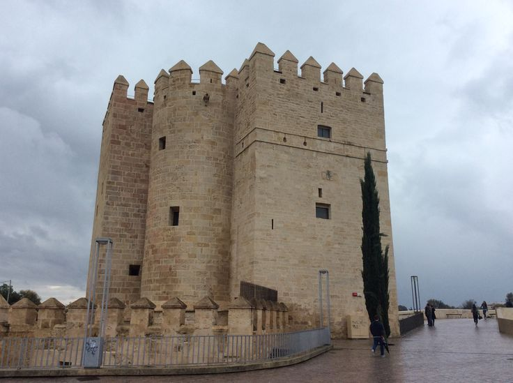 The Calahorra Tower (Spanish: Torre de la Calahorra) is a fortified gate in the Historic centre of Córdoba, Spain, of Islamic origin. The tower was built during the late 12th century by the Almohads to protect the nearby Roman Bridge on the Guadalquivir. The tower, standing on the left bank of the river, originally consisted of an arched gate between two square towers. The building was restored in 1369 by king Henry II of Castile. A third tower was added to the existing ones, in the shape of…