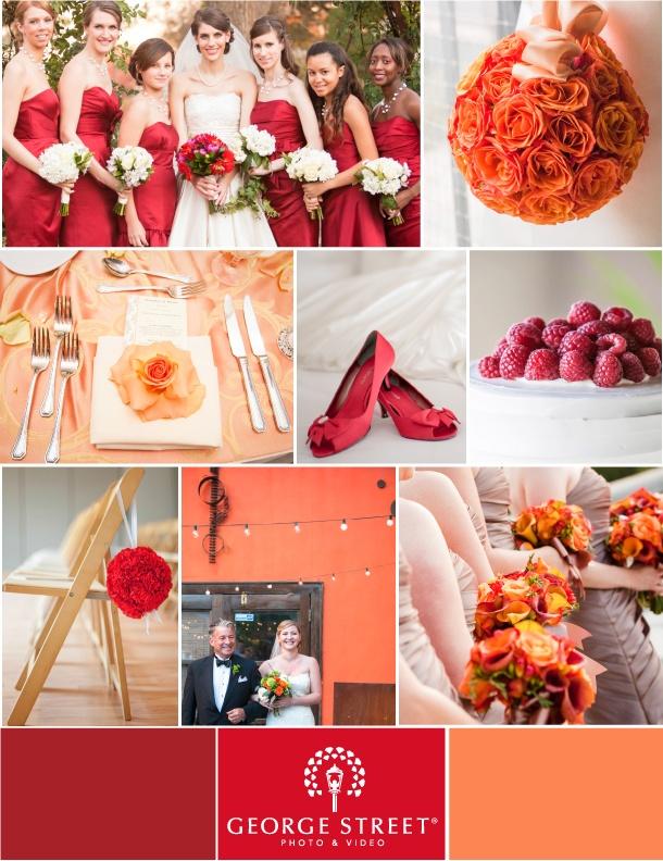 Fall reds & oranges! #weddinginspiration http://go.georgestreetphoto.com/l/9752/2012-10-22/8rbc2