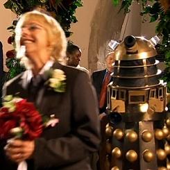 Dr Who Meets The Vicar Of Dibley