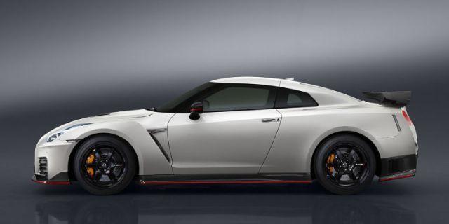 2017 Nissan GT-R NISMO Same 600 Hp