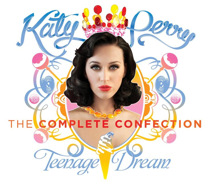 Katy Perry: the complete confection