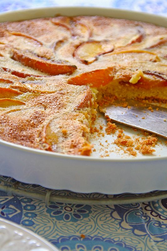 wabi: Peach pie - Ροδακινόπιτα