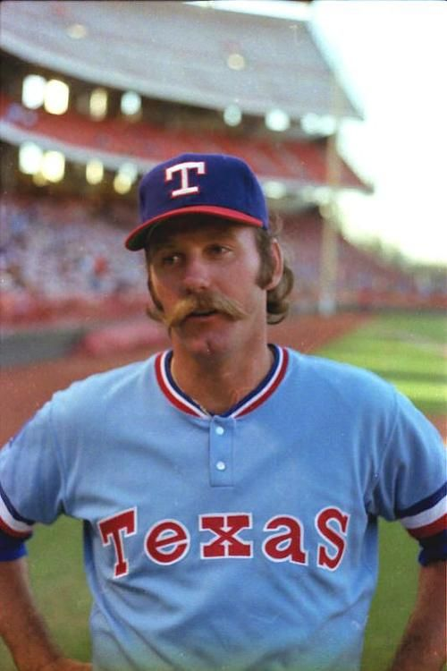 SPARKY LYLE: PITCHER WITH TEXAS RANGERS
