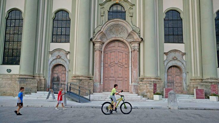 Fürstenfeldbruck,cloister nowadays