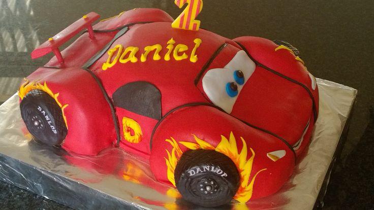 Car cake - by Bridget Alves
