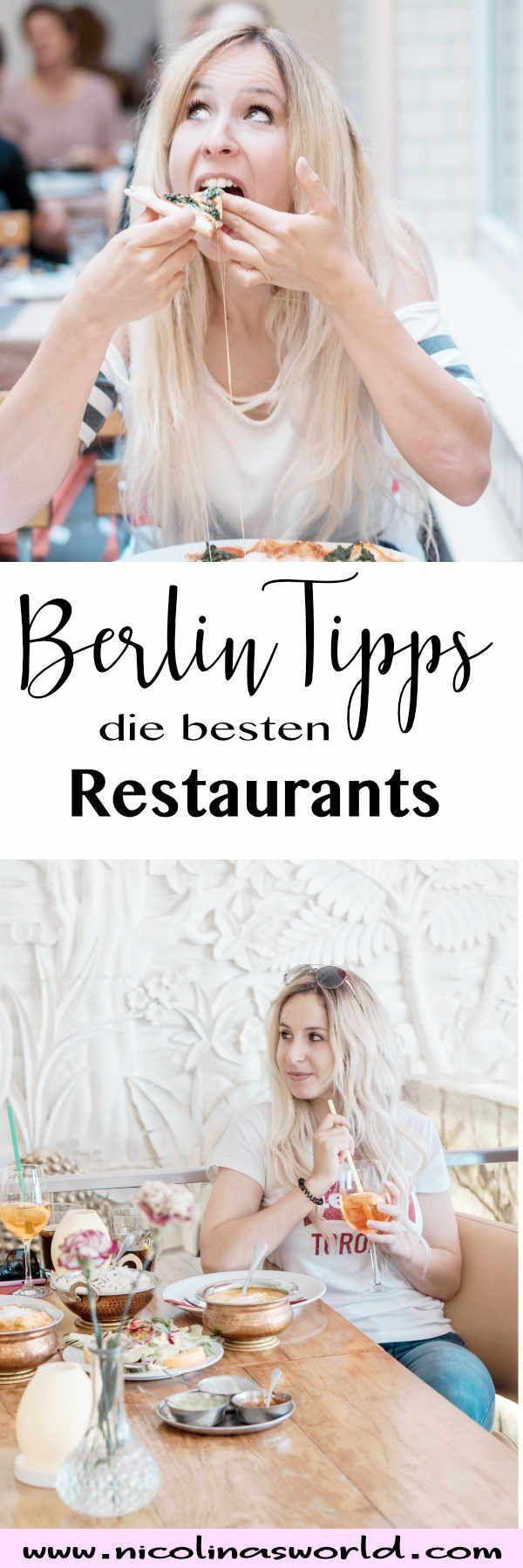 Berlin Tipps – Hotel, Essen und Sightseeing
