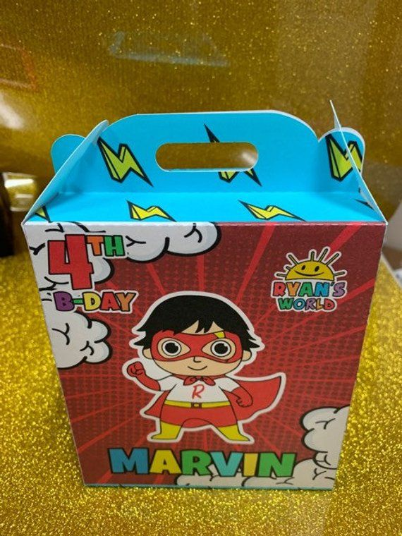 Ryan Toys Review Candy Box In 2019 Haven S 4th Birthday Ryan