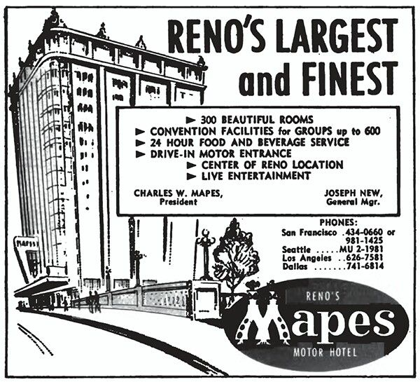 134 Best Images About Hotel Mapes, Reno On Pinterest