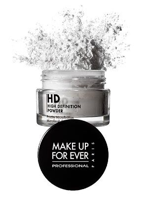 Make Up For Ever HD Microfinish Powder, Best 2014 Powder, from #instylebbb