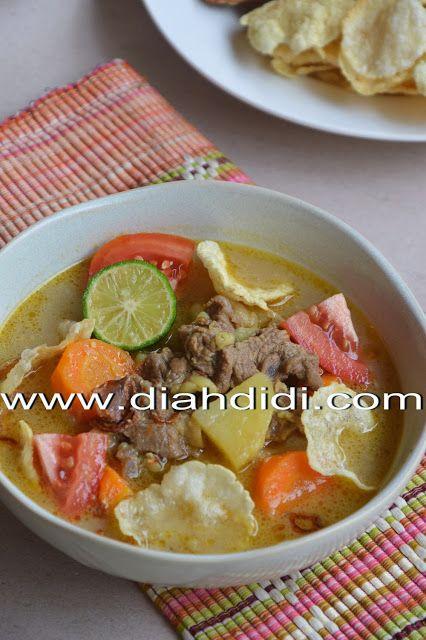 Soto Betawi Daging