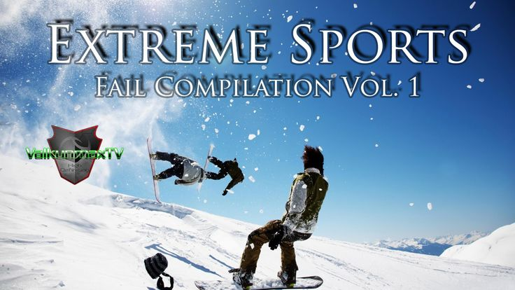 Extreme Sports Fail Compilation - Vol. 1