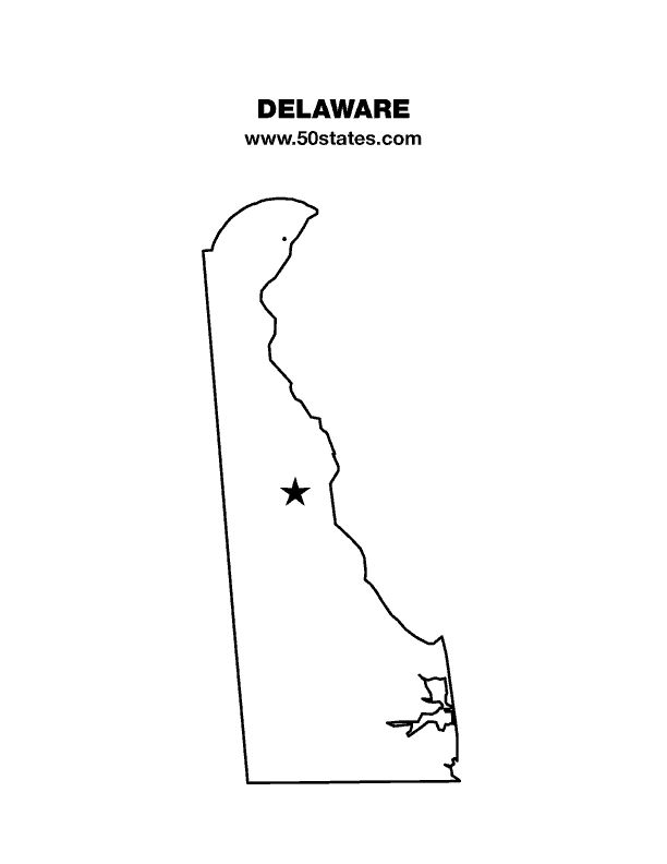 What is the capital of Delaware?