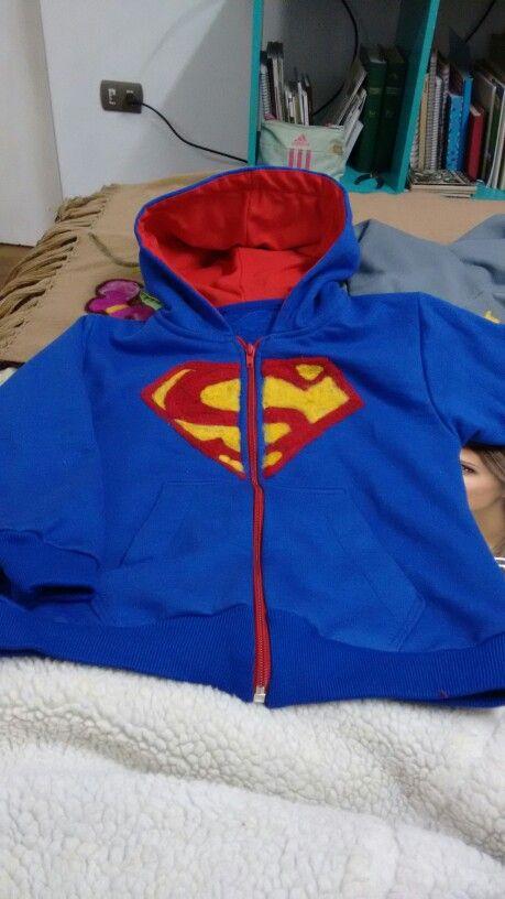 Superman de vellón