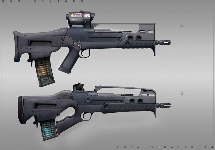 Modern Assault Platform by DrZoidberg96 on deviantART