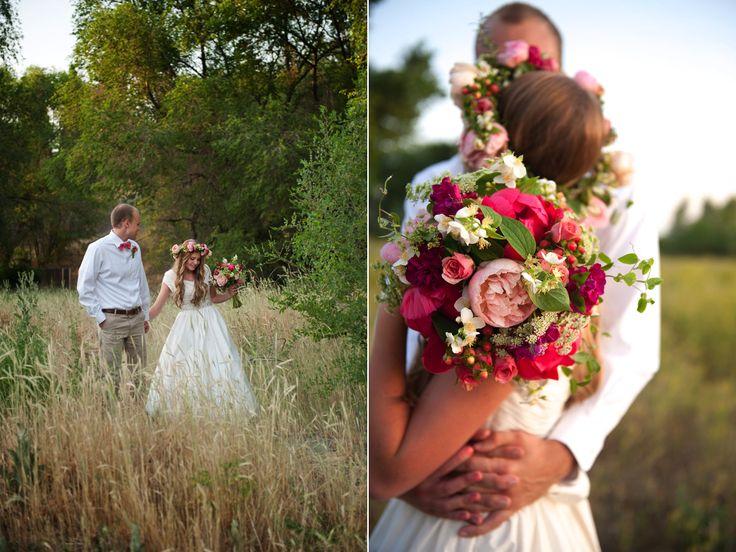 Stunning Bright Summer Wedding Bouquet Recipes Utah Florist Calie Rose
