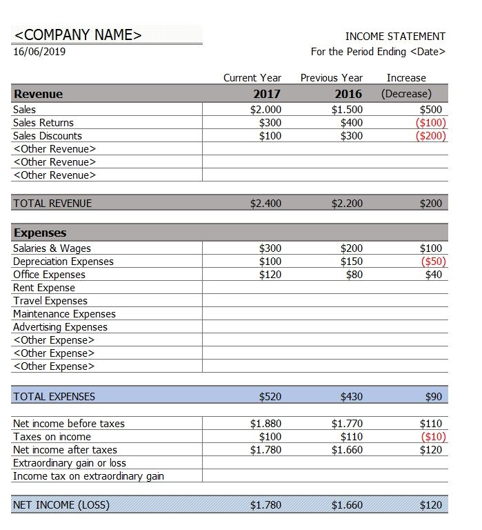 Pin On Business Template