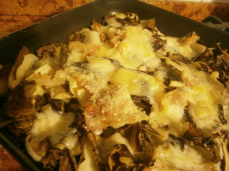 Anna in Casa: ricette e non solo: Radicchio rosso saporito al forno visit my blog and click translate under the header #annaincasa  #originalitalianrecipes #italianhomecook #contorni #verdureefantasia #radicchiorosso