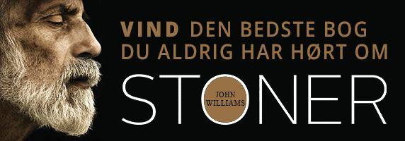 """Hvilken bog er dit yndlings-oversete-mesterværk? Vi udlodder 5 eksemplarer af John Williams' """"Stoner""""."""