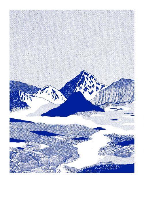 Geoffroy Marie Florentine Illustrations http://www.booooooom.com/2014/01/21/artist-geoffroy-marie-florentine/
