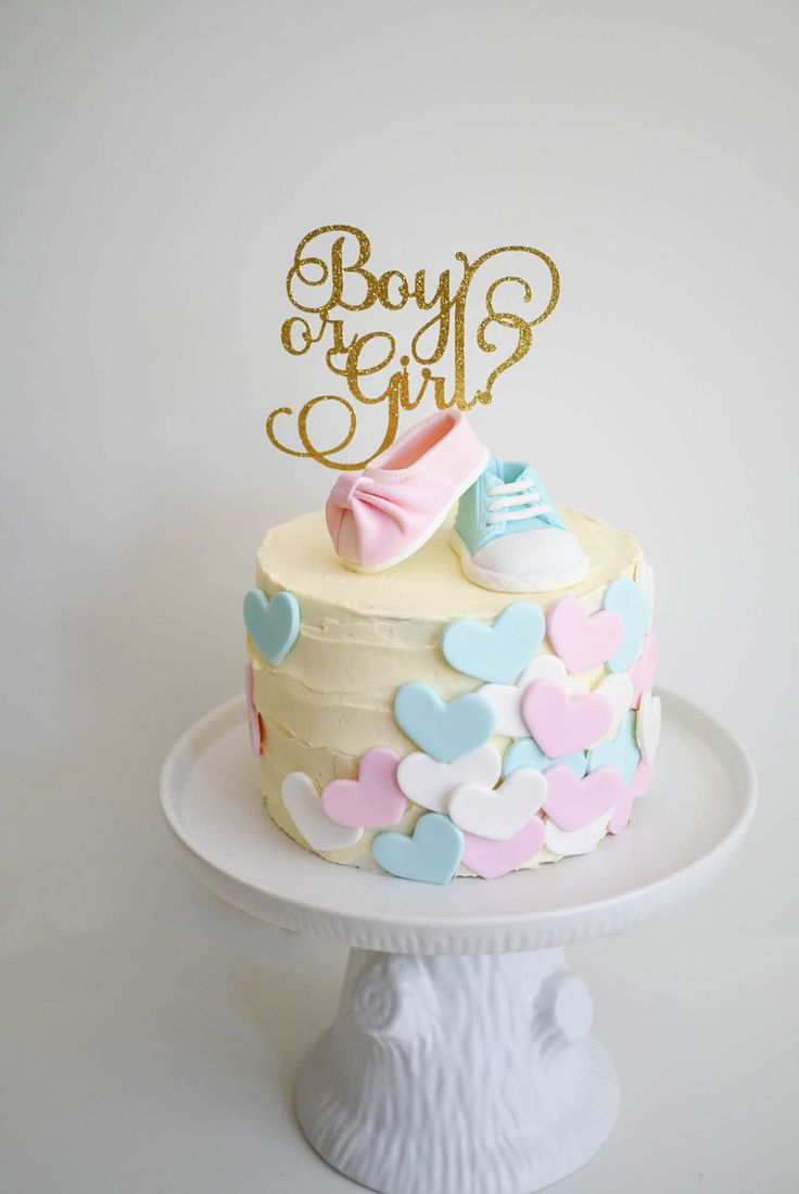 Best 25+ Gender reveal cakes ideas on Pinterest | Baby ...