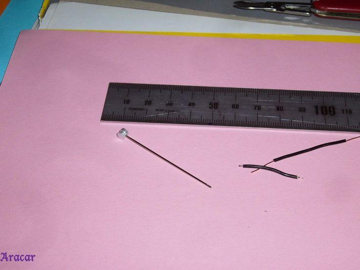 Hola hoy os quiero enseñar el tutorial de como hice el fonendoscopio o estetoscopio, ya que una compañera del foro de Tus miniaturas Casilda...