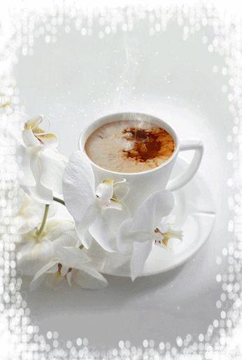 Доброе утро картинки красивые анимированные