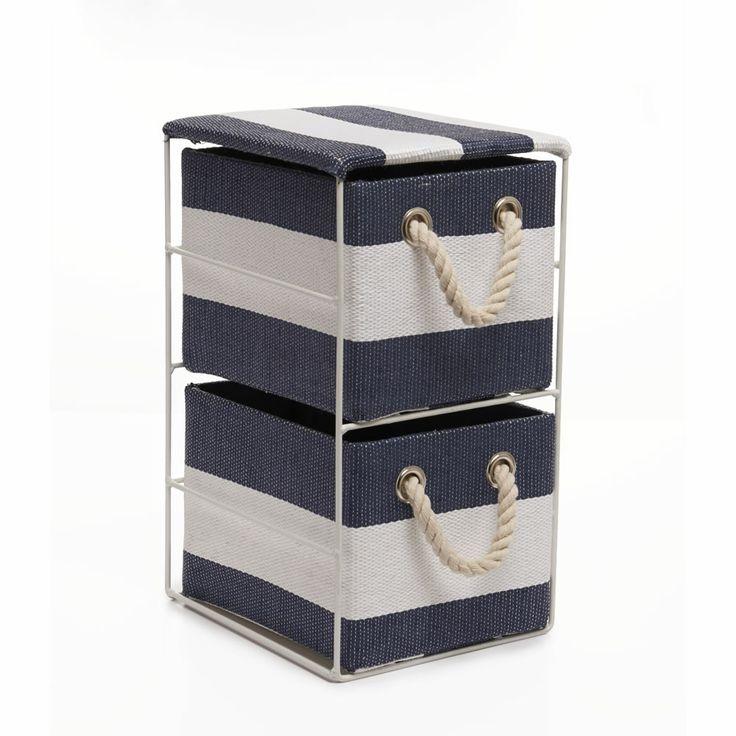 Amazing Nautical Blue And White Bathroom Loo Toilet Roll Holder 23 Storage