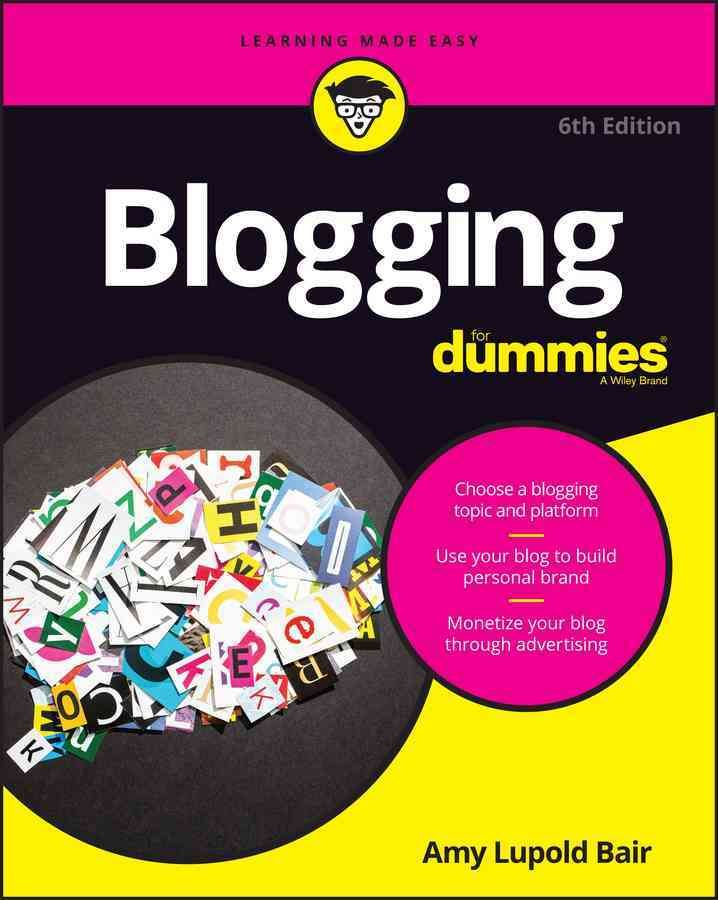Ready to make your mark on the online world? Start a blog! Blogging For Dummies will provide you with information on blogging basics, the anatomy of a good blog, and the tools required to get started.