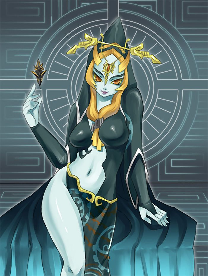 Midna true form | The Legend of Zelda | Pinterest | Twilight ...