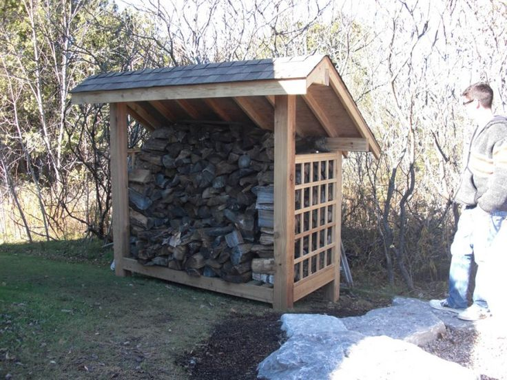 Woodwork, Back yard, landscaping - Parklane Nurseries - Sheds & Cabins