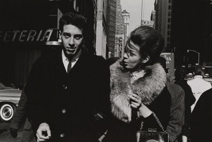 PH - Lee Friedlander - NYC, 1962