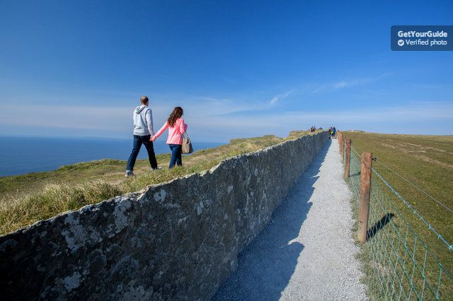 Cliffs of Moher and West Coast Full-Day Tour from Dublin