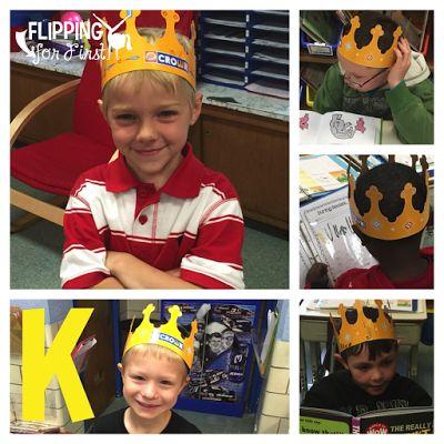 ABC Countdown:  K-King Day!
