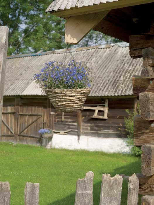 Chata na Polesiu - Chata na Polesiu - siedlisko pachnące żywicą - Weranda Country