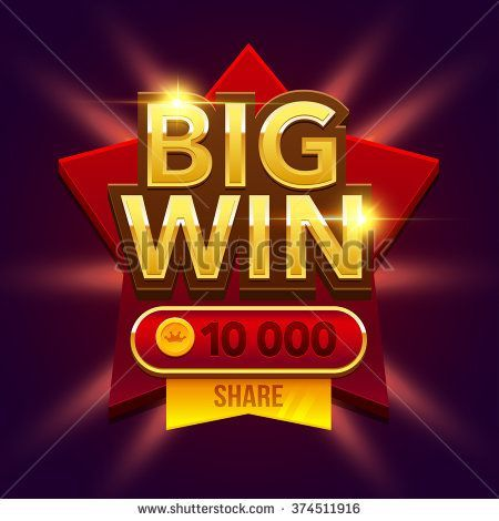 http://image.shutterstock.com/display_pic_with_logo/2637220/374511916/stock-vector-retro-sign-with-lamp-big-win-banner-vector-illustration-design-with-poker-playing-cards-slots-374511916.jpg: