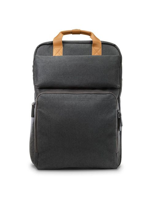 Powerup Backpack la mochila con batería para cargar el ordenador portátil - ViajarSinBillete.com