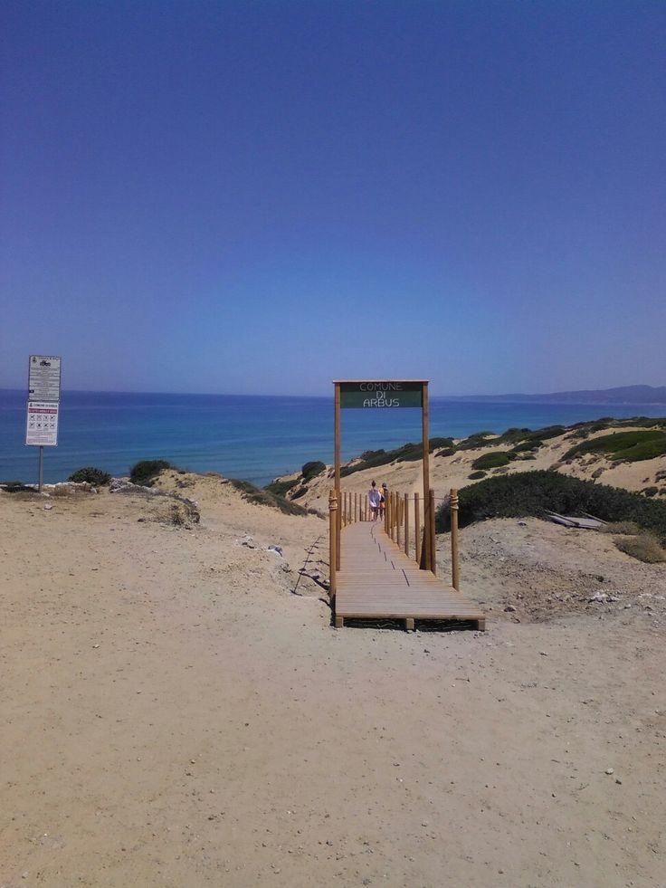 Is Arutas,Sardegna,Italia
