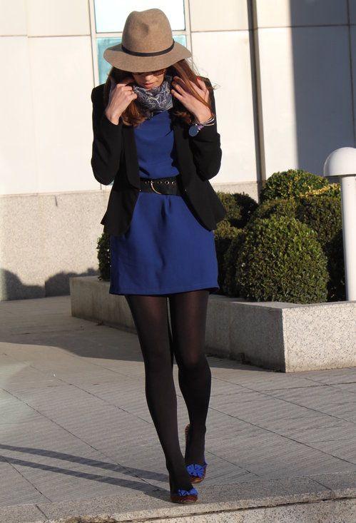 Azul Klein | Chicisimo | Looks | Pinterest | Azul Ropa Y Vestiditos